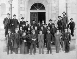Nevada State Senate, 1897