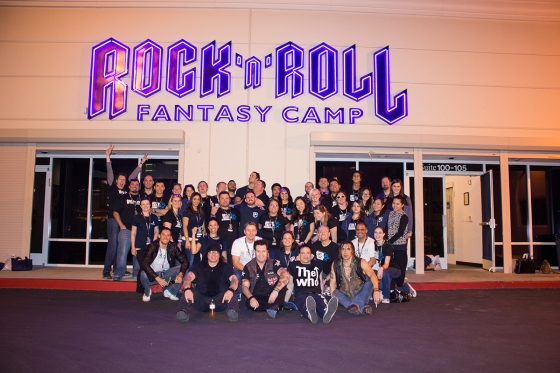 Rock and Roll Fantasy Camp 2